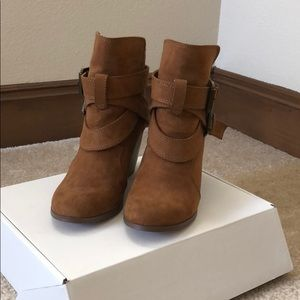 American Eagle Outfitters Brown Booties 6